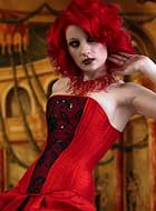 Sherry Corset by Angels carrying savage weapons